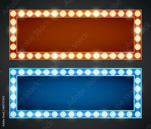 Frame lamp - 80757043