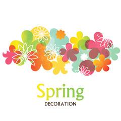 Spring Flowers - Illustration Design
