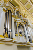 Fotoroleta Pipe organ