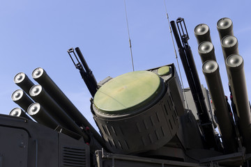 Missile and anti-aircraft weapon system