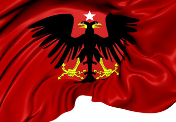 Principality of Albania (1914) Flag