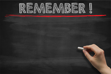 Remember ! 3103