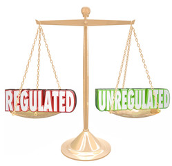 Regulated Vs Unregulated Rules Compliance Following Guidelines S