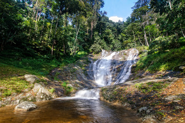 Lata Iskandar Waterfall Cameron Highlands