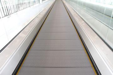 Escalators Moving way