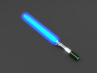 3D Light-Saber