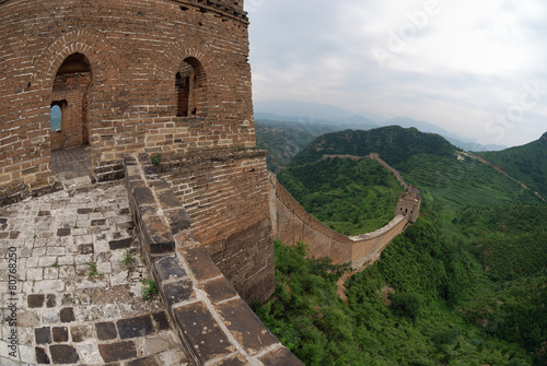 Great Wall of China © trialartinf