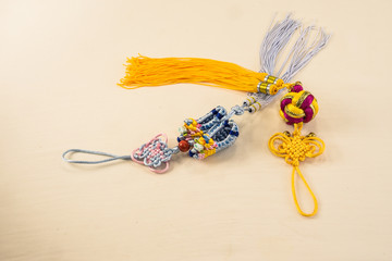 Chinese Protection talismans