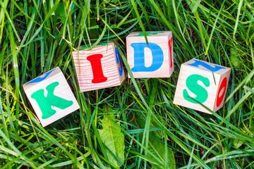 KIDS sign