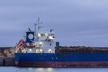 Barco mercante