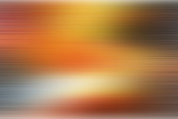orange abstract background with horizontal lines
