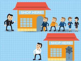 shop stores