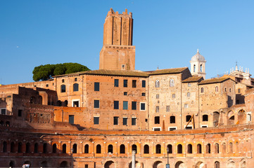 Roma Colonna Traiana Foro Traiano Foro Augusto