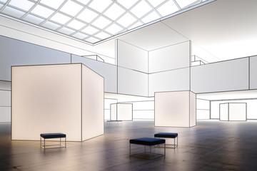 Exhibition Area (procject)
