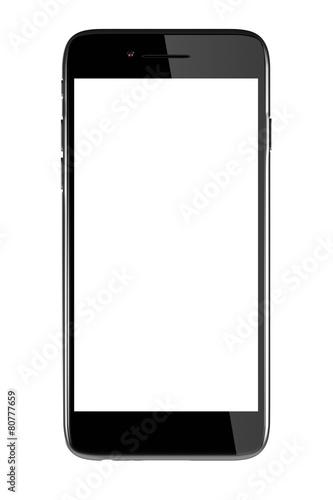Leinwanddruck Bild Smartphone
