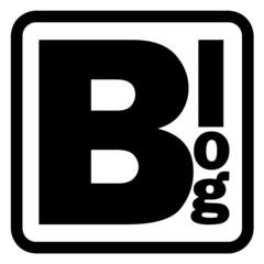 """BLOG"" icon (news online website web internet news like)"