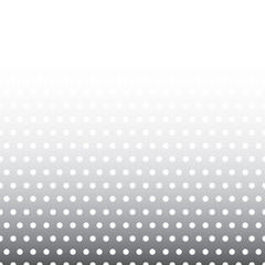 Seamless background pattern with dots