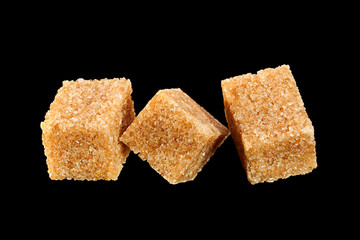 Thatched brown sugar