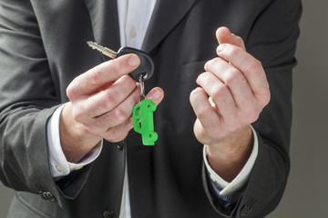 renting or buying your corporate car