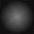 Torsion movement. Abstract  background.