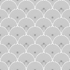 Seamless fishscale texture.