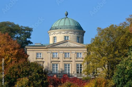 Zdjęcia na płótnie, fototapety, obrazy : Pałac Królikarnia w Warszawie