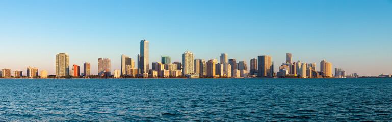 Miami Skyline, Panoramic