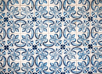 Portuguese tiles Background
