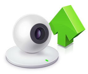 Webcam and increase