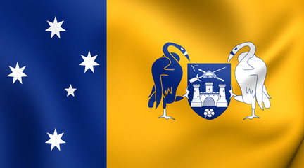 Flag of Australian Capital Territory