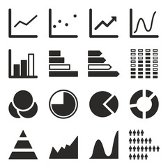 Charts Icons