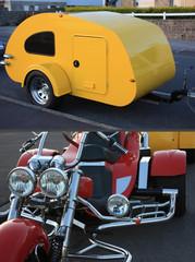 Moto Roulotte