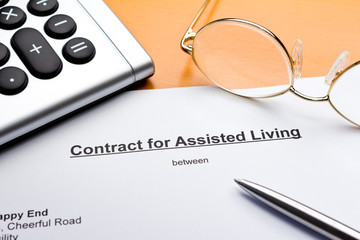 Contract Assisted Living Residence