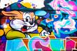 Bunny Rabbit Graffiti