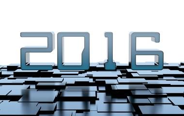 2016 new year calendar background