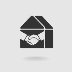 Symbol Handshake and Real Estate