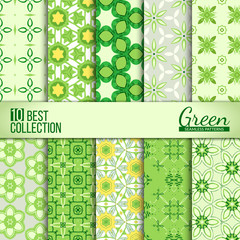 Spring summer backdrops collection.