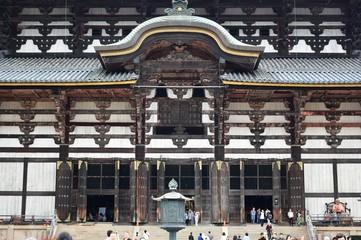 Todai-ji Tempel, Nara, Japan