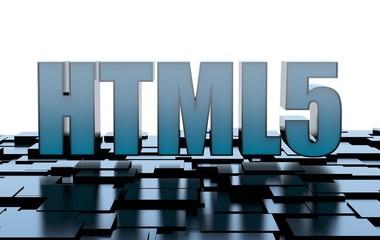HTML 5 internet technology