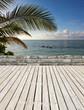 Leinwanddruck Bild - Malediven-Impressionen