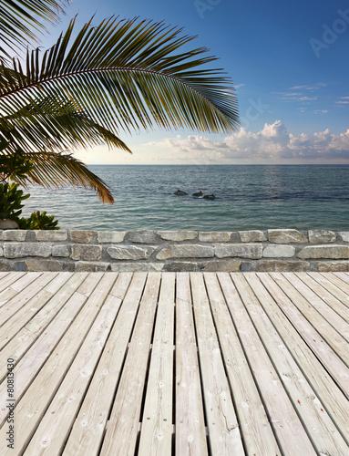 Leinwanddruck Bild Malediven-Impressionen