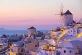 Fototapeta Oia Sunset, Santorini island, Greece
