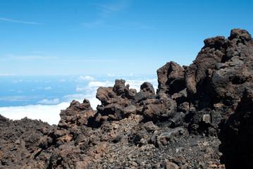 Gipfel des Teide