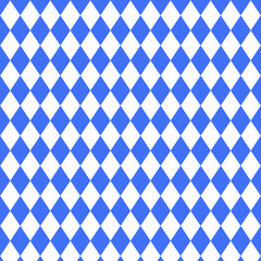 seamless scalable background pattern with bavarian diamonds