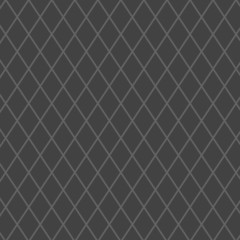 seamless scalable background pattern with gray diamonds
