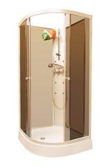 New beautiful shower cubicle
