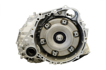 The image of gearbox parts