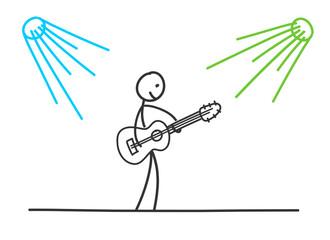 sm gitarre spielen I