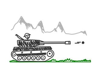 sm panzerfahren II