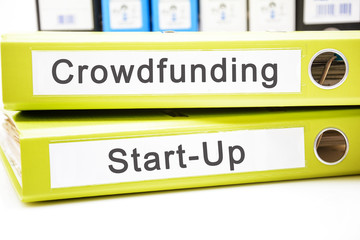 Crowdfunding Start up
